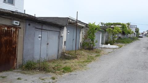 Продам гараж в ГСК-8 мкр.Парус ул.Фадеева - Фото 1