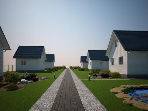 Снять дом посуточно на берегу Оки в Ланьшинском - Фото 3