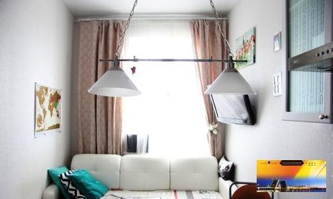 Красивая Однокомнатная квартира в Современном доме у.Черная речка - Фото 1