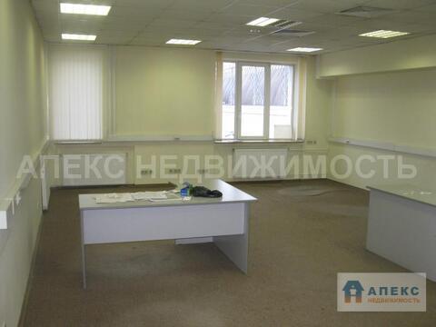 Аренда офиса 347 м2 м. Бауманская в бизнес-центре класса В в Басманный - Фото 3