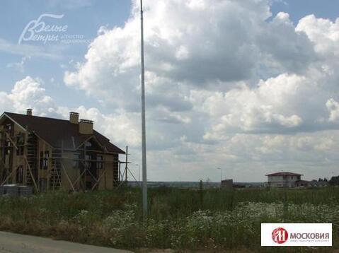 Земельный участок 14.48 сотки, ПМЖ, Новая Моква, 20 км. Калужское ш. - Фото 2