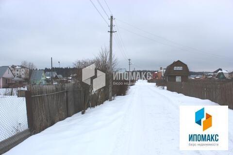 Земельный участок 12 соток, ИЖС,37 км от МКАД, Киевское шоссе - Фото 5