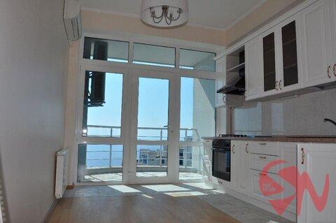Предлагаю к покупке двухуровневый пентхауз в новом доме в Гурзуфе. - Фото 1