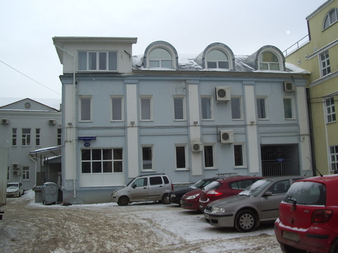 Аренда банковского здания 645 м2 - Фото 1