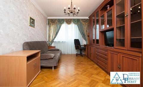 Комната в 3-комнатной квартире в 5 минутах езды до метро Рязанский прт