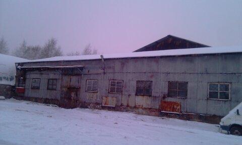 Производственно-складской комплекс аренда - Фото 1