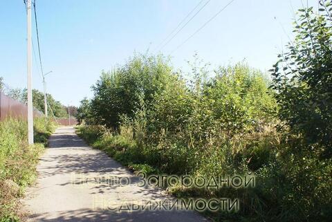 Участок, Киевское ш, 25 км от МКАД, Птичное, коттеджный поселок. . - Фото 3