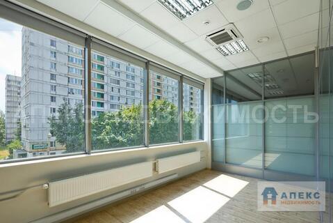 Аренда офиса 240 м2 м. Теплый стан в бизнес-центре класса В в Тёплый . - Фото 1