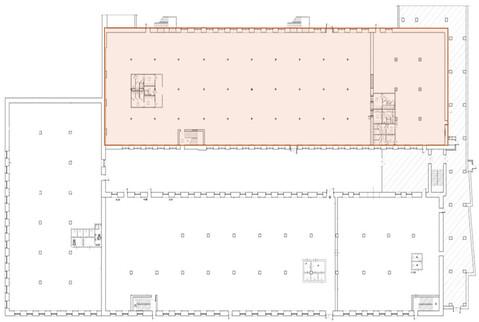 Аренда здания в стиле лофт 4000 кв м на Павелецкой - Фото 5