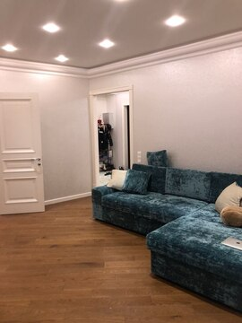 Очень красивая квартира с панорамным остеклением в ЖК шаляпин - Фото 4