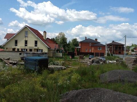 Земельный участок возле леса 9,5 соток д.Никульское (с.Остафьево) - Фото 3