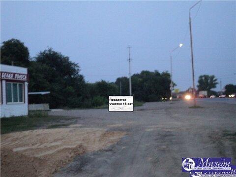Продажа земельного участка, Батайск, Трасса улица - Фото 1