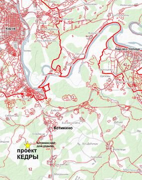 Продажа поселка в пригороде Кирова - 1600 участков с дисконтом - Фото 3