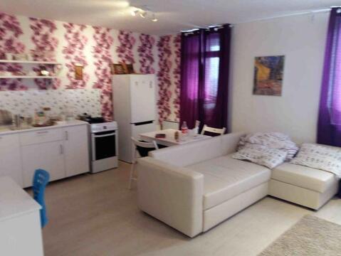 Сдам отличную 1к-квартиру-студию в Берёзовском - Фото 1
