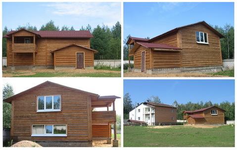 Продается усадьба /дом/ коттедж с баней и выходом на берег р. Березина - Фото 3