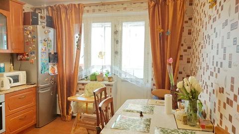 2-к квартира, 66.2 м2, 8/17 эт. Подольск, ул. Литейная, д.44а - Фото 3