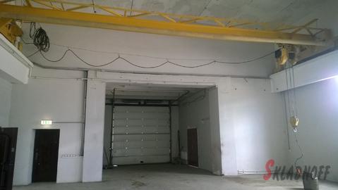 Производственно-складской блок на Рязанском шоссе - Фото 4