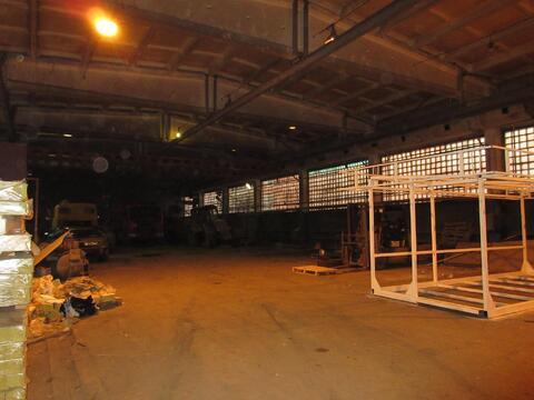 Аренда производственного помещения город Клин - Фото 1