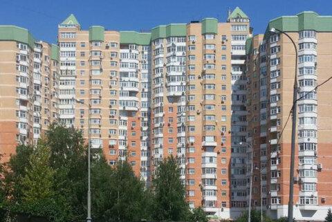 Продаю 3 к/к в престижном районе Москвы - Проспект Вернадского, ЗАО - Фото 1