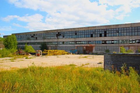 Продам производственный комплекс 8720 кв. м. - Фото 1