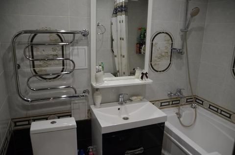 4-х комнатная квартира с шикарным ремонтом в пос. ст. Бронницы! - Фото 4