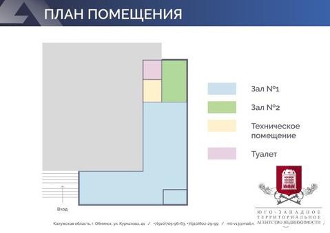 Аренда недвижимости свободного назначения, 129 м2 - Фото 2
