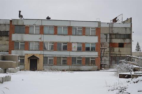 Производственный корпус 9 400 кв.м. с жд тупиком - Фото 5