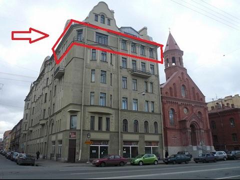 7-ми комнатная квартира В историческом центре санкт-петербурга - Фото 3