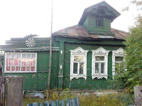 Дом старой постройки площадью 32 кв.м в деревне. Участок 10 соток. . - Фото 2