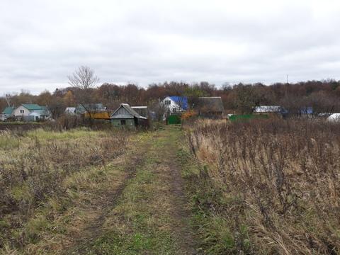 Участок 9 соток (ИЖС) г.Домодедово село.Лобаново - Фото 1