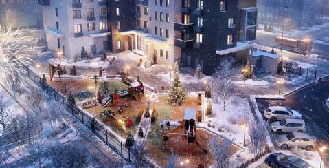 3-комн. квартира 85 кв.м. в доме комфорт-класса СЗАО г. Москвы - Фото 1