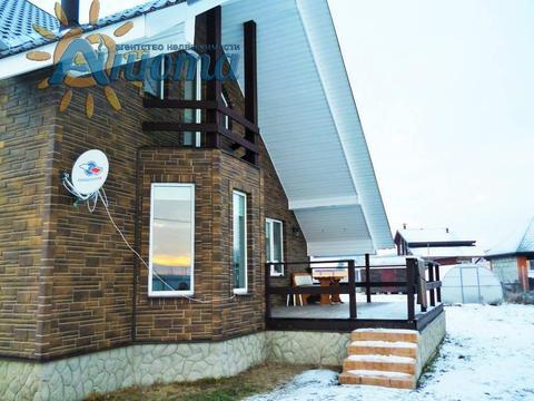 Обжитой коттедж близ деревни Машково Жуковского района Калужской облас - Фото 3