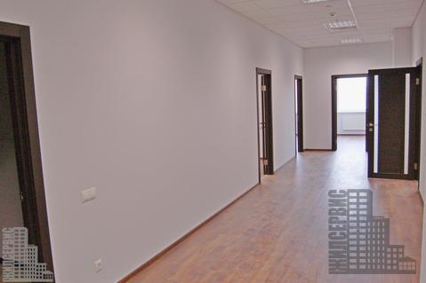 Офис 509м с отделкой в 17-этажном бизнес-центре у метро - Фото 5