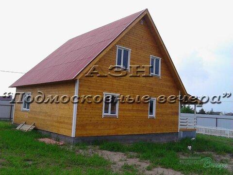Новорязанское ш. 50 км от МКАД, Натальино, Дача 130 кв. м - Фото 1