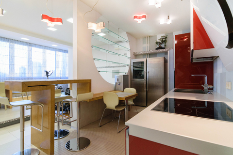 Квартира в аренду в ЖК Шмитовский, 16 - Фото 4