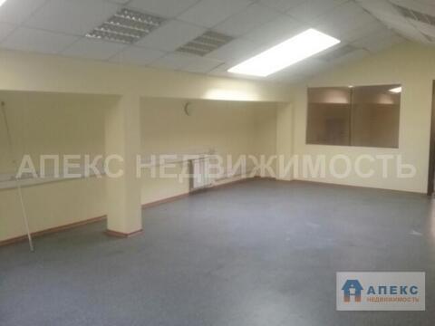 Аренда помещения пл. 140 м2 под офис, рабочее место, м. Волгоградский . - Фото 1
