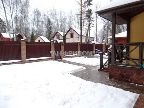 Коттедж 350 кв.м. 15 сот. в лесу 5 км от Москвы - Фото 5