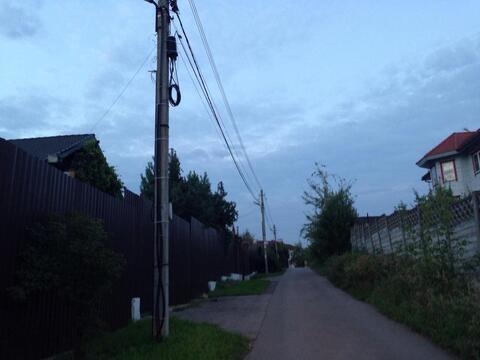 Предлагаем земельный участок 12 соток со старым домом в д.Лобаново, . - Фото 5