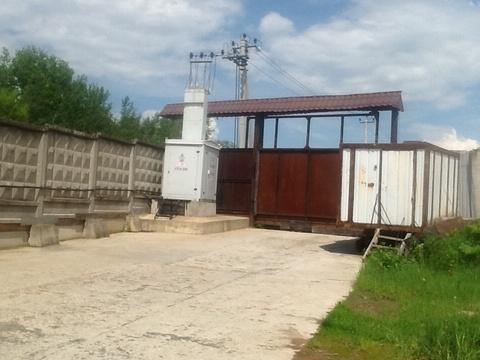 Производственно-складское здание с огороженной территорией - Фото 3