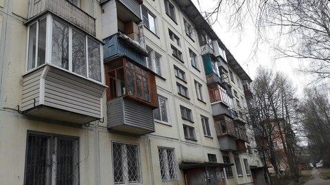 Продам 1к кв в Чехове, ул. Чехова, на 4/5 этажного панельного дома. - Фото 3