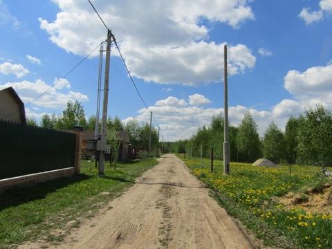 Участок 15 соток с.Вельяминово, ул.Полевая - Фото 4