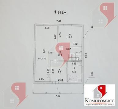 Дом 120 кв.м. в Подольске, район Силикатная-2, на тер. СНТ Воговец - Фото 2