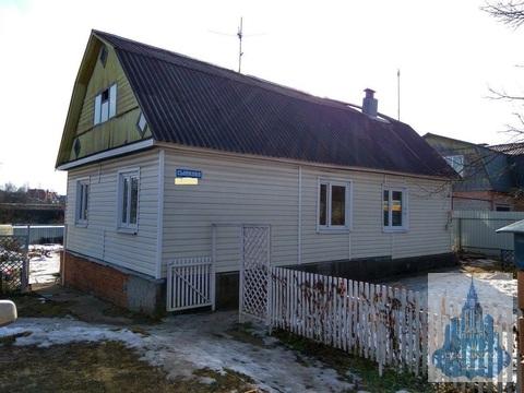 Продается новый, добротный и уютный дом 74.2 кв.м - Фото 1