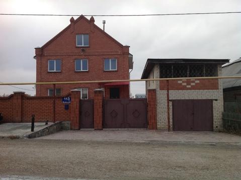 Дом для крепкой и дружной семьи 230м в с. Вознесенка Челябинской обл. - Фото 1