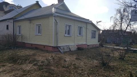 Продам зем.участок с домом в центре г.Домодедово - Фото 1