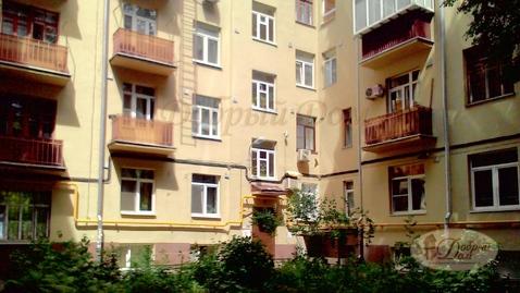 Светлая просторная квартира Тишинская площадь, дом 6 - Фото 5