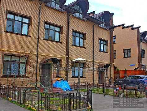 Таунхаус с 4 спальнями, московская прописка, озеро и лес - Фото 4