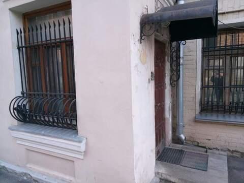 Продажа офиса 57м2 Трёхпрудный переулок,6.Огороженная территория - Фото 1