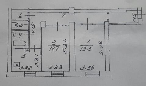 2-комнатная квартира ул. Вавилова, 49 к1 - Фото 2