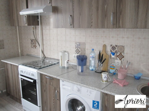 Сдается 2 комнатная квартира г. Щелково Площадь Ленина дом 1. - Фото 5